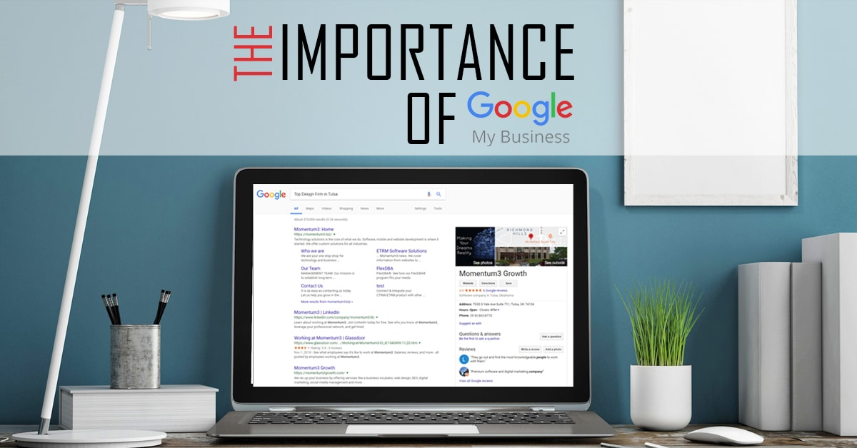 Step By Step Guide to Google My Business- Momentum3 Growth