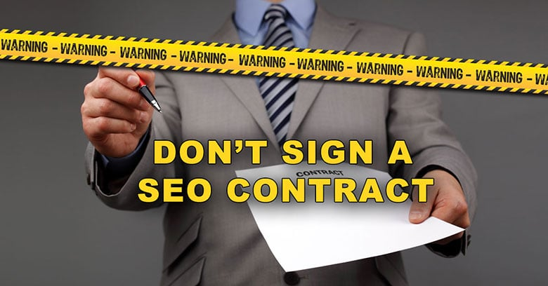 Graphic design services - SEO contracts