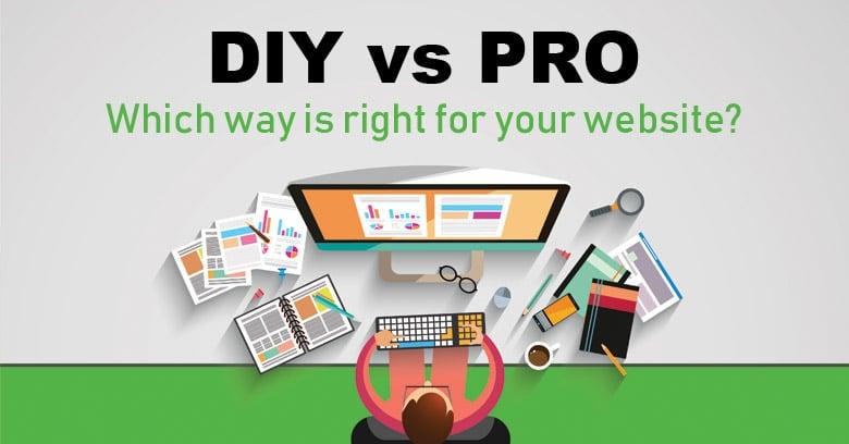 Graphic design services - DIY vs PRO