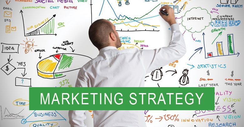 Graphic design services - Marketing strategy
