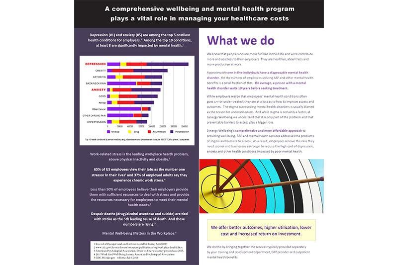 healthcare industry graphic design