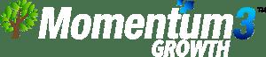 Momentum3Growth Logo