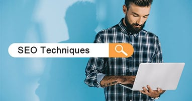 graphic design services - SEO techniques