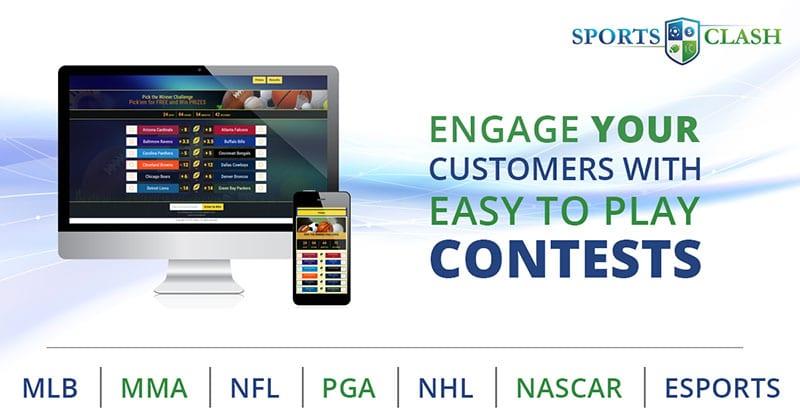 Graphic design services - Sports Clash