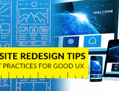 Website Redesign Tips & Best Practices for Good User Experience
