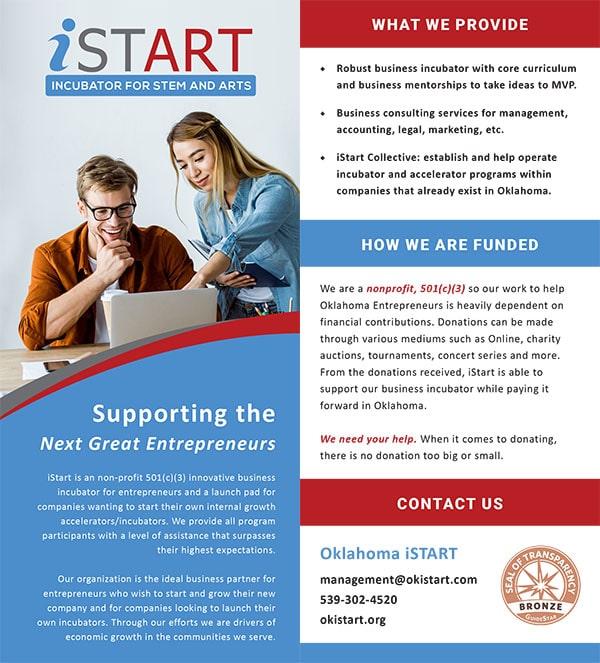 graphic design services - infographic