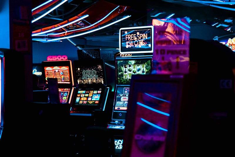 Casino photograph