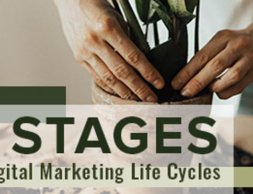4 Stages of Digital Marketing Life Cycles