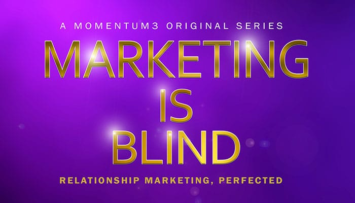 Marketing is Blind